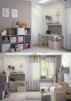 Детская для девочки - Галерея 3ddd.ru