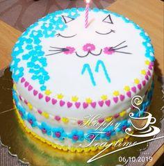 Dortík pro vnučku ❤️ Birthday Cake, Desserts, Food, Tailgate Desserts, Deserts, Birthday Cakes, Essen, Postres, Meals
