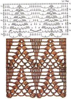 Patterns and motifs: Crocheted motif no. 708