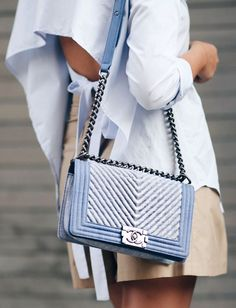 Chanel BOY Handbags Collection & More Luxury Details
