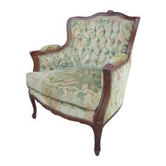 French Antique Armchair Country French Antique Chair