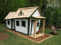 Double Deluxe Playhouse