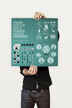 You'd say I'm a geek.  info-graphics about time and choices.  Thank god I've a pasion called graphics.