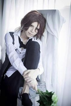 Cosplay - Laito Sakamaki from Diabolik Lovers.