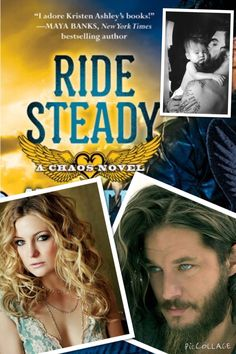 """Carson """"Joker"""" Steele and Carissa Teodoro (Carrie, Butterfly, Curly).... Ride Steady"""
