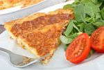 Spanish Quiche: This is an easy supper or branch dish that will be a favorite for anyone who likes Mexican food. (Recipe courtesy of Brenda J. Ponichtera, R.D.)