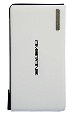 Ambrane Plush PP-1500 15000mAH Polymer Power Bank