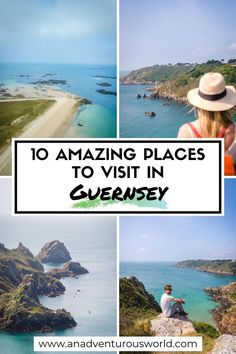 From exploring St Peter Port to visiting Herm Island, this is the ultimate guide to a weekend in Guernsey packed full of top tips and information! #Guernsey #GuernseyGuide #GuernseyItinerary #GuernseyTravel #ThingsToDoInGuernsey #WhatToDoInGuernsey #PlacesToVisitInGuernsey #WeekendInGuernsey #VisitingGuernsey Scotland Travel Guide, Ireland Travel, Travel With Kids, Family Travel, European Travel Tips, Things To Do In London, Amazing Adventures, Solo Travel, Cool Places To Visit