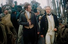 Making a plea for science, Master and Commander: The Far Side of the World. Patrick O'brian, Billy Boyd, Model Ship Building, Master And Commander, Russell Crowe, O Brian, The Far Side, Captain Jack, Model Ships