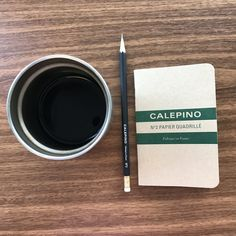 Notebook Review: Calepino Pocket Notebooks (Graph Paper) — The Gentleman Stationer