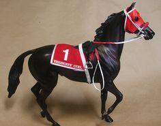 Racing Tack - Painted Daisy Studio, LLC - Model Horse Tack
