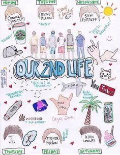 our2ndlife art