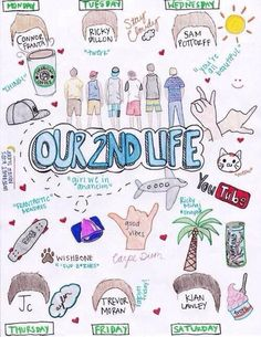 our2ndlife art