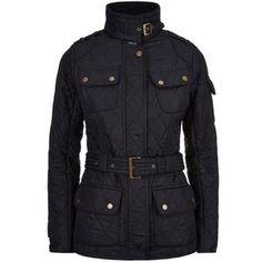 Barbour International International Tourer Quilt Jacket