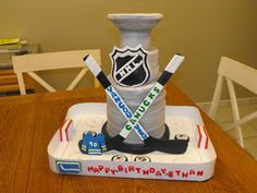 Stanley Cup Cake | Go Canucks Go! | Nora S | Flickr