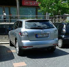 Mazda CX7 / Emmen