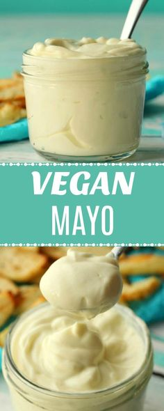 Rich and thick vegan mayo made with 6 easy ingredients and ready in 5 minutes from start to finish! Ultra creamy, with just the right amount of tangy, this is so good you won't believe you made it yourself!   lovingitvegan.com
