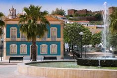 Pretty square in Silves