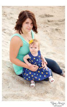 Laryn & Jayden Wrightsville Beach Session — Wilmington, NC Family Photographer Tiffany Abruzzo Photography