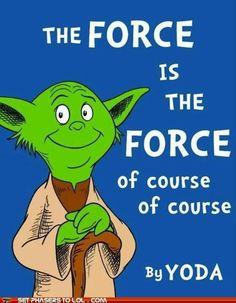 Dr. Seuss meets Star Wars