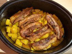 Πατάτες φούρνου λεμονάτες με πανσέτα!!! ~ ΜΑΓΕΙΡΙΚΗ ΚΑΙ ΣΥΝΤΑΓΕΣ 2 Greek Recipes, Sausage, French Toast, Recipies, Pork, Cooking Recipes, Meat, Breakfast, Recipes