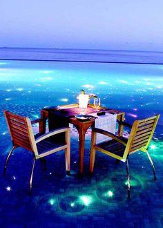 Huvafen Fushi,Maldives: