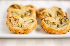 Pesto Palmier Recipe (Confections of a Foodie Bride)