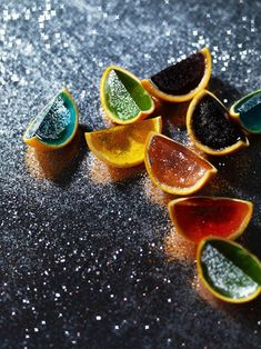 Best Shot: #Vodka Jelly Oranges by Fleur Wood on the #AnthroBlog #Anthropologie