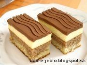 Dobré jedlo: Tvarohový koláč - recepty na dobré jedlo Polish Desserts, Czech Recipes, Sweet Cakes, Sweet And Salty, Cake Recipes, The Best, Sweet Tooth, Food Porn, Food And Drink