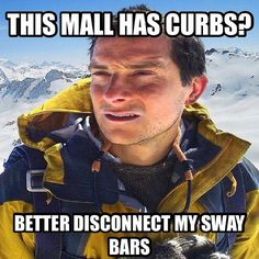 Mall crawlers be like