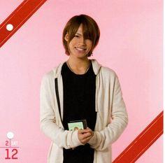 Ueda Tatsuya ; KAT-TUN Calendar : 02/12