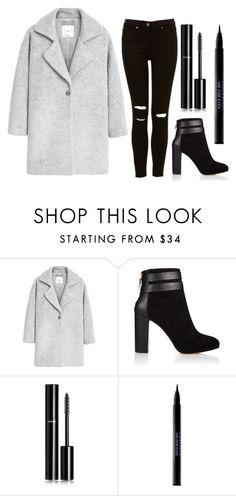 """""""Untitled #65"""" by rodoulla97 on Polyvore featuring MANGO, Coye Nokes, Chanel and Urban Decay"""