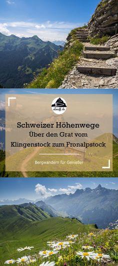 Reisen In Europa, Swiss Alps, Vacation Destinations, Vacations, Culture Travel, Wonderful Places, Day Trips, Trekking, Switzerland
