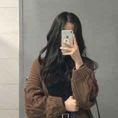 Korean Accessories and Hairstyles 2018 - Official Korean Fashion Korean Girl Photo, Korean Girl Fashion, Cute Korean Girl, Ulzzang Fashion, Face Aesthetic, Korean Aesthetic, Aesthetic Girl, Mode Ulzzang, Ulzzang Korean Girl