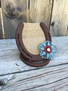 Horseshoe Earring Holder  Earring Holder  Earring Display