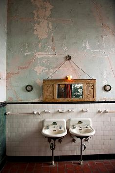 a renovation that preserves the decay - Google Search