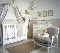 unique-diy-baby-nursery-decoration-pure-gris-calme-lustre-beau-différent-style