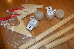 Henry Homestead: DIY Drapery Rods