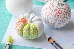 PaintedPumpkins-6