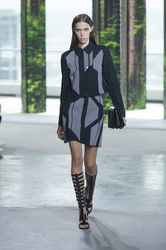 Boss Womenswear: Texture Messages   Vogue