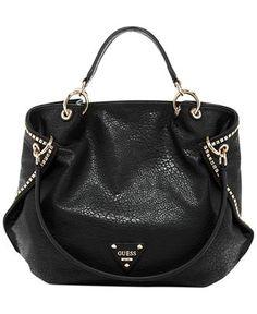 GUESS Dylan Satchel - GUESS - Handbags & Accessories - Macy's