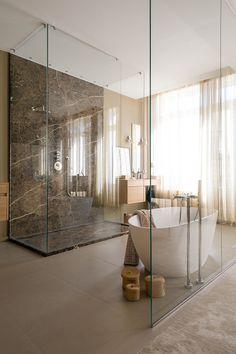 D'autres salles de bain de reve sur Arch & Home
