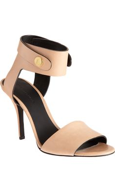 Alexander Wang shoes....nude could go with anything.