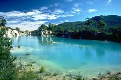 Blue Lake - Tasmania, Australia