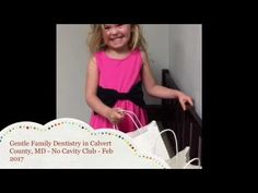 Gentle Family Dentistry in Calvert County, MD - No Cavity Club - February 2017 - YouTube #nocavityclub #calvertcountydentist