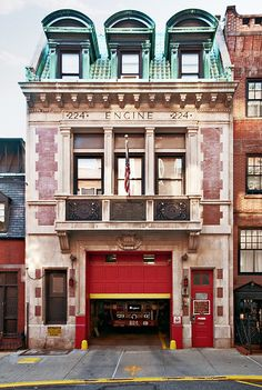 Engine Company 224 (1903), 274 Hicks Street, Brooklyn Heights, New York