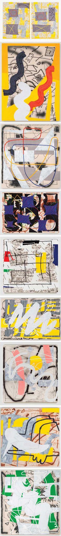 The work of Trudy Benson | http://blog.littlepaperplanes.com/trudy-benson/