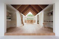 KOYA no SUMIKA by mA-style architects | Detached houses