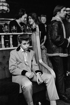 Available for sale from Magnum Photos, Chris Steele Perkins, The Teds 20 × 16 in 50s Look, Urban Tribes, Teddy Boys, Man Smoking, Youth Culture, Psychobilly, Music Icon, Cool Cats, Old Photos