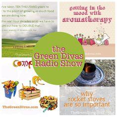 Green Divas Radio Show: Hawaiian Permaculture & More